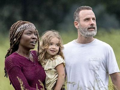 Why The Walking Dead's Rick And Michonne Will Be Closer Than Ever In Season 9