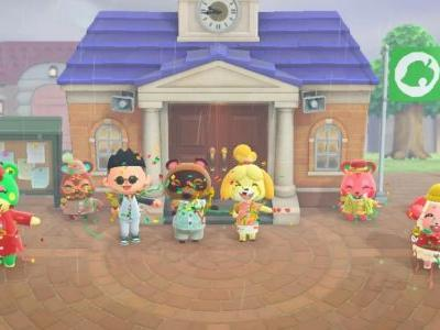 Animal Crossing: New Horizons is most successful Japanese Nintendo release since 2006's New Super Mario Bros