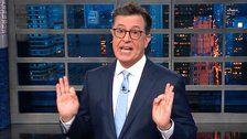 Colbert: My Agent 'Doesn't Do As Much For Me As Trump Does For Russia'