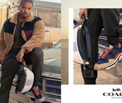 Michael B. Jordan Stars In His First Coach Campaign