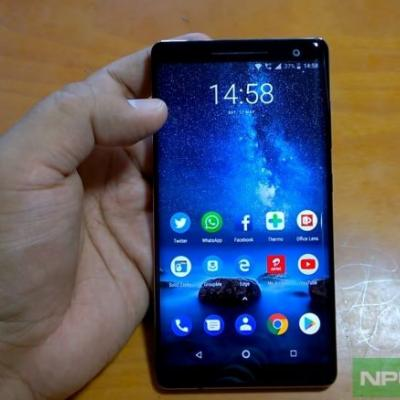 February security update for Nokia 8 Sirocco rolling out now