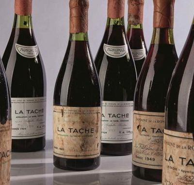 Domaine de la Romanée-Conti 1945 smashes record as most expensive bottle of wine ever sold