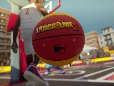 NBA Playgrounds 2 Tipping Off In 2018