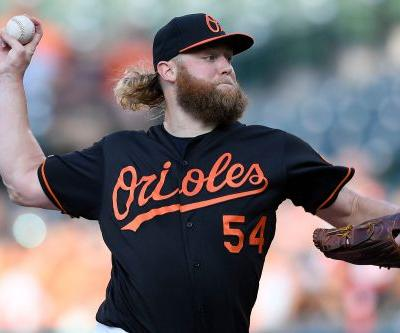 Red Sox trade for Andrew Cashner to strike first in AL arms race