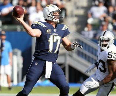 Chargers Vs. Raiders Live Stream: Watch NFL Week 10 Free Online