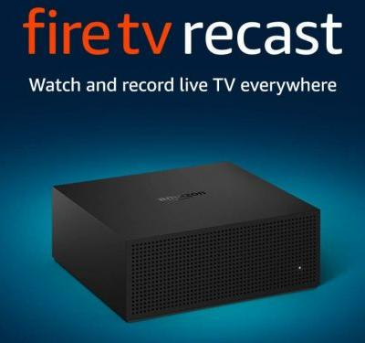 Amazon is taking on TiVo with a new Fire TV that can record live broadcasts