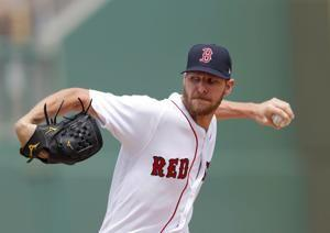 Sale, Red Sox agree to deal adding $145 million to contract