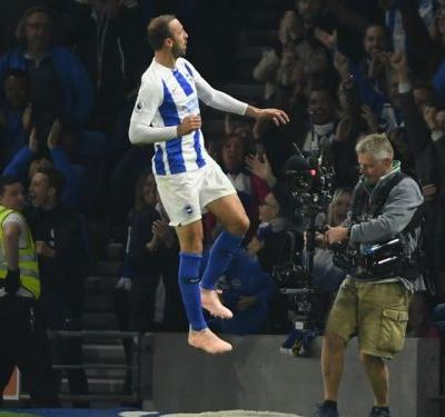 Brighton and Hove Albion 1 West Ham 0: Murray downs resurgent Hammers