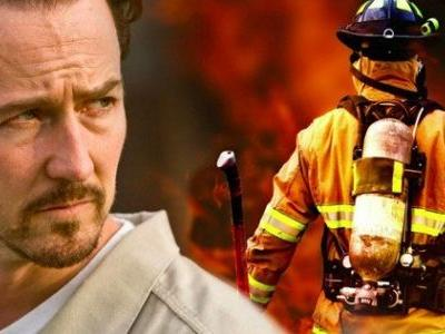 Firefighter Dies Battling Blaze On Set of Edward Norton Movie