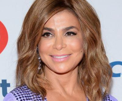 Paula Abdul fell face-first off the stage