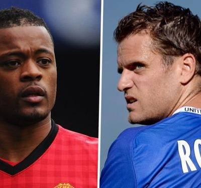 'You've always been a salty pr*ck!' - Evra in astonishing attack on former PSG star Rothen