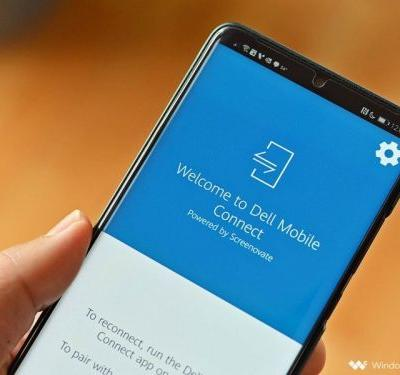 Dell Mobile Connect update rolls out with new calling interface