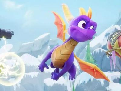 Spyro Reignited Trilogy Delayed to November, Needs 'More Love and Care'