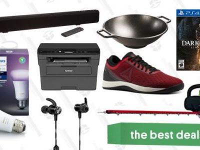 Monday's Best Deals: Dark Souls, Wireless Earbuds, Lawn Care Sale, and More