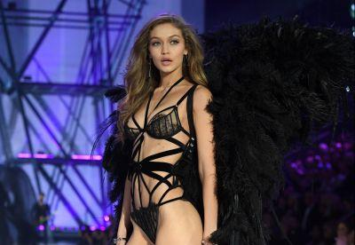 All the fancy bra looks you need to see from this year's Victoria's Secret runway show