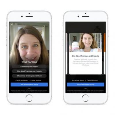 Facebook Testing Out Paid Subscription Groups