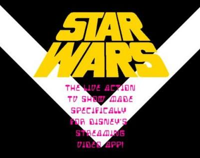 Favreau helms Star Wars TV show: Because Obvious Default is Obvious