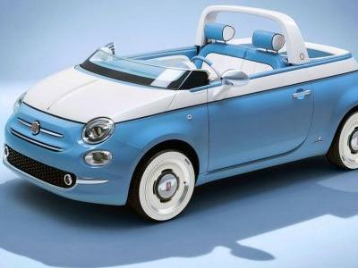 Someone Cut The Roof Off This Fiat 500 And It's Spectacularly Cute