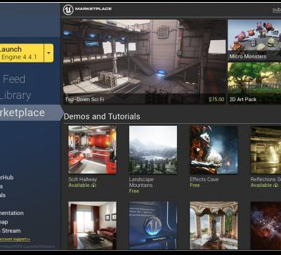 Creators Set to Earn More as Unreal Engine Marketplace Cut Increases