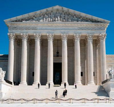 Supreme Court blocks some COVID-19 restrictions at religious services in New York, marking a shift from decisions made before Amy Coney Barrett joined the bench