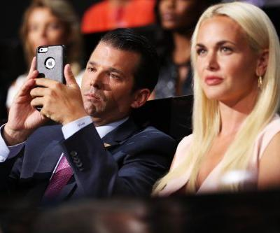 A body language expert says Donald Trump, Jr. and Vanessa Trump's divorce may have been coming for a while - and the photos prove it