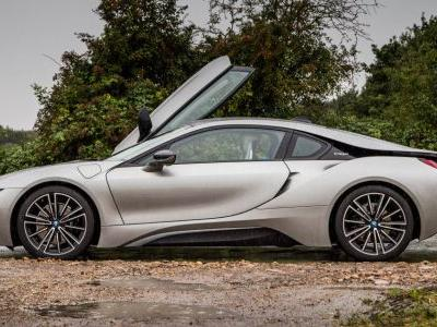 An i8-Based BMW Supercar Could Be On The Way With Nearly 700bhp