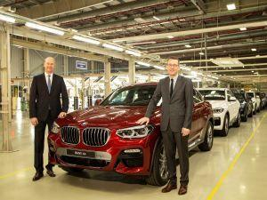 Sporty BMW X4 Launched In India At Rs 606 Lakh