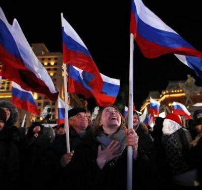 Vladimir Putin wins fourth term, taking over 70 per cent of votes in tainted Russian election
