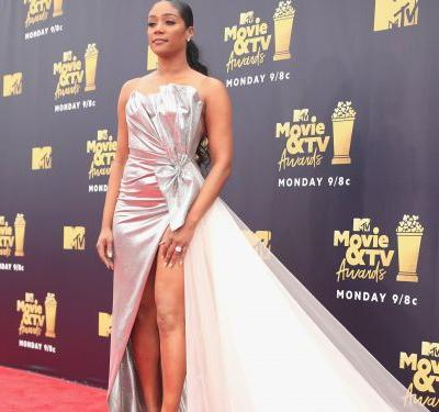 Tiffany Haddish is the first black woman to host the MTV Movie and TV awards - and her opening monologue was amazing