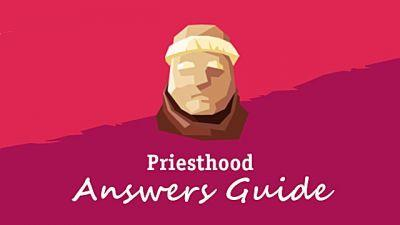 My Majesty Priesthood Faction Question and Answers Guide