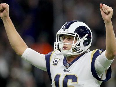 Jared Goff puts Rams in Super Bowl 53, ends 'dependent' QB noise