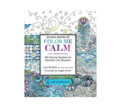 Beat Stress With These Coloring Books For Adults