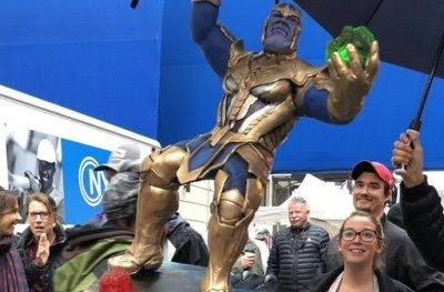 Avengers 4 Wraps, Russo Brothers Head Into Post-ProductionThe