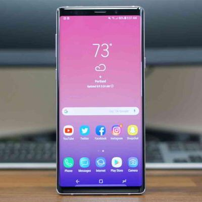 Samsung offering $300 off Galaxy Note 9 for limited time