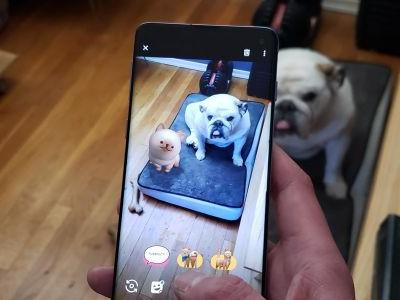 How to Add Interactive AR Characters to Your Videos with Google Camera