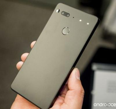 Slip an unlocked Halo Gray Essential Phone into your pocket for $280