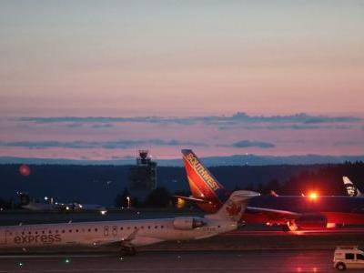 Live updates: Airplane taken from Seattle-Tacoma International Airport crashes