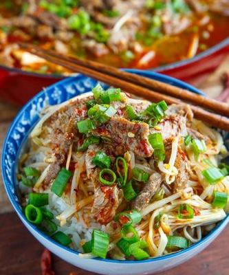 Sichuan Poached Beef