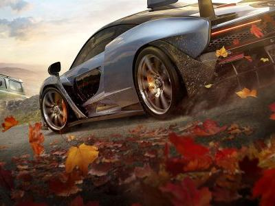 Forza Horizon 4's first add-on searches for lost treasure while driving through lightning storms