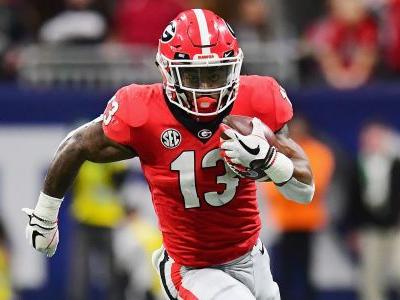 NFL Draft 2019: Georgia RB Elijah Holyfield will forgo senior season