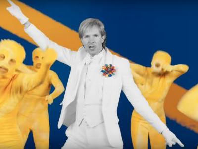 "Beck - ""Colors"" Video"