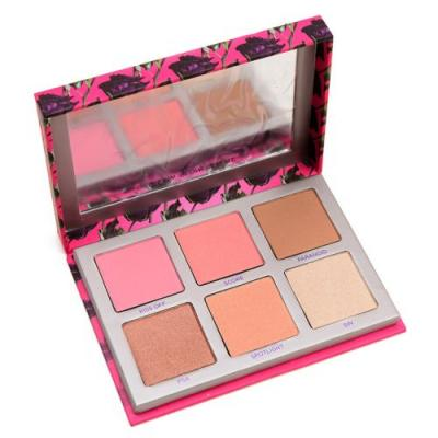 Urban Decay Sin Afteglow Cheek Palette Review & Swatches