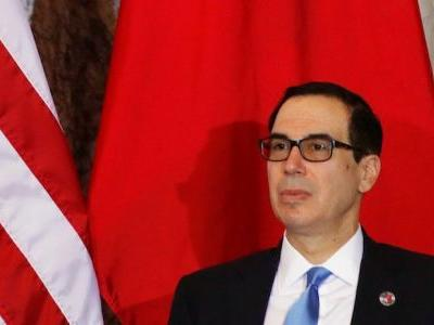 Steve Mnuchin is scrambling to head off Trump's possible trade war with China