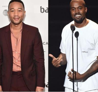 John Legend responds to Kanye West's tweets: 'Artists can't be blind to the truth'