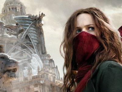 Mortal Engines Trailer 2 & Posters: Heroes and Villains Emerge
