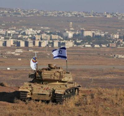 Trump says U.S. now recognizes Israeli sovereignty over the Golan Heights
