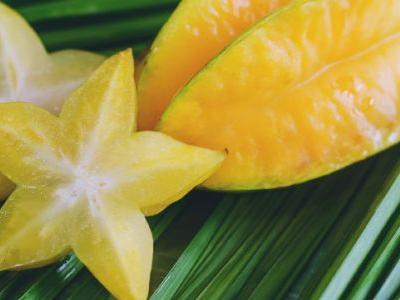 Star Fruit: The Vitamin C Powerhouse that Supports Immunity & Digestion