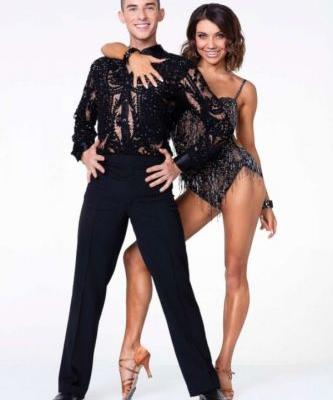 Dancing with the Stars: Adam Rippon and Jenna Johnson Win Season 26 Mirrorball Trophy