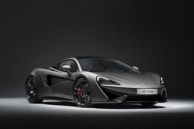McLaren Now Offering 570S With Track Pack Option For Those Track Day Junkies