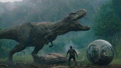 'Jurassic World', Trekkies, Joaquin Phoenix & More Trailers You May Have Missed